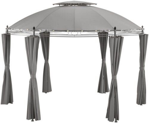 KONIFERA Pavillon Tino mit 6 Seitenteilen (Set) BxT:350x350cm B10264237/77369967 UVP 219,99€ | 10264237 1