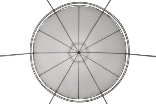 KONIFERA Pavillon Tino mit 6 Seitenteilen (Set) BxT:350x350cm B10264237/77369967 UVP 219,99€ | 10264237 3