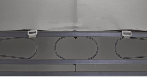 KONIFERA Pavillon Tino mit 6 Seitenteilen (Set) BxT:350x350cm B10264237/77369967 UVP 219,99€ | 10264237 5
