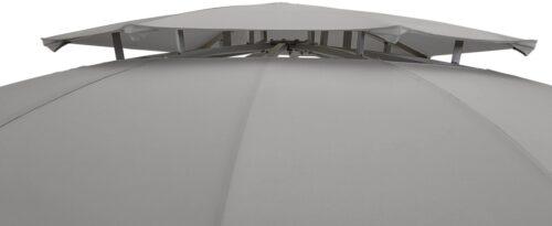 KONIFERA Pavillon Tino mit 6 Seitenteilen (Set) BxT:350x350cm B10264237/77369967 UVP 219,99€ | 10264237 6