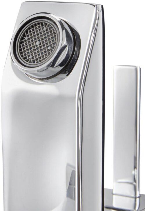 welltime Waschtischarmatur Trento Wasserhahn Einhebelmischer Badarmatur B10269422 ehemalige UVP 59,99€ | 10269422 3