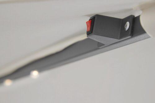 garten gut Ampelschirm Marbella mit Solarbetriebener LED Beleuchtung B10302545 ehemalige UVP 249,99€ | 10302545 7