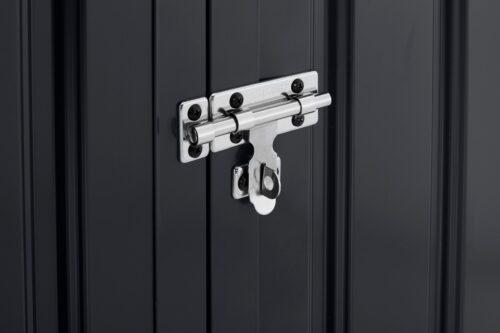 KONIFERA Mülltonnenbox Polly B für 2x240l aus Metall BxTxH:172x100x131cm B10549229 UVP 199,99€ | 10549229 5
