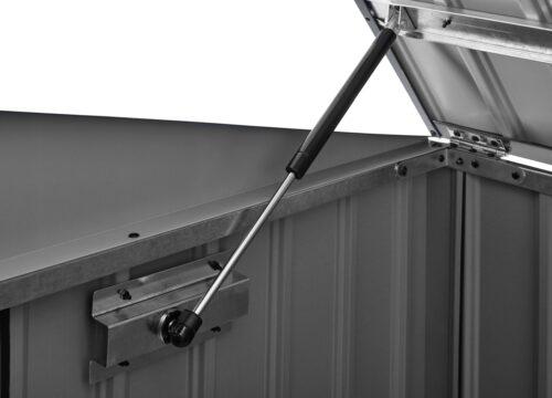 KONIFERA Mülltonnenbox Polly B für 2x240l aus Metall BxTxH:172x100x131cm B10549229 UVP 199,99€ | 10549229 6