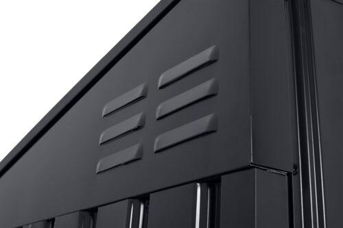 KONIFERA Mülltonnenbox Polly B für 2x240l aus Metall BxTxH:172x100x131cm B10549229 UVP 199,99€ | 10549229 9
