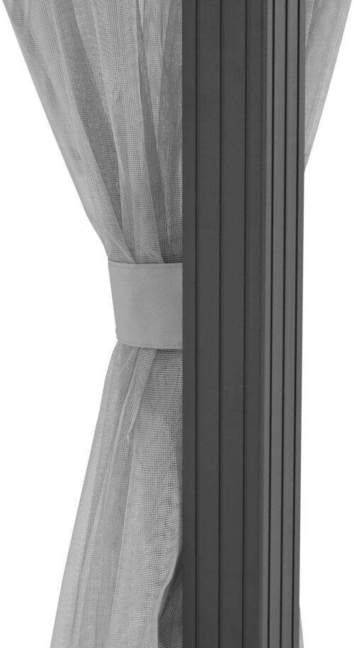 KONIFERA Seitenteile Pavillon Barbados BxL:300x300cm 4 Moskitonetze B11382123 UVP 69,99€ | 113 5