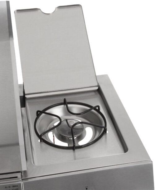 KONIFERA Gasgrill RICHMOND BxTxH:138x53x120cm Drehspieß B11680352 UVP 399,99€ | 11680352 3