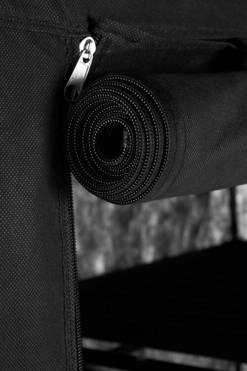 Kleiderschrank aus Vlies Breite 110cm acht Ablagen als Stauraum & Garderobenstang B11768619 UVP 64,99€ | 11768619 4