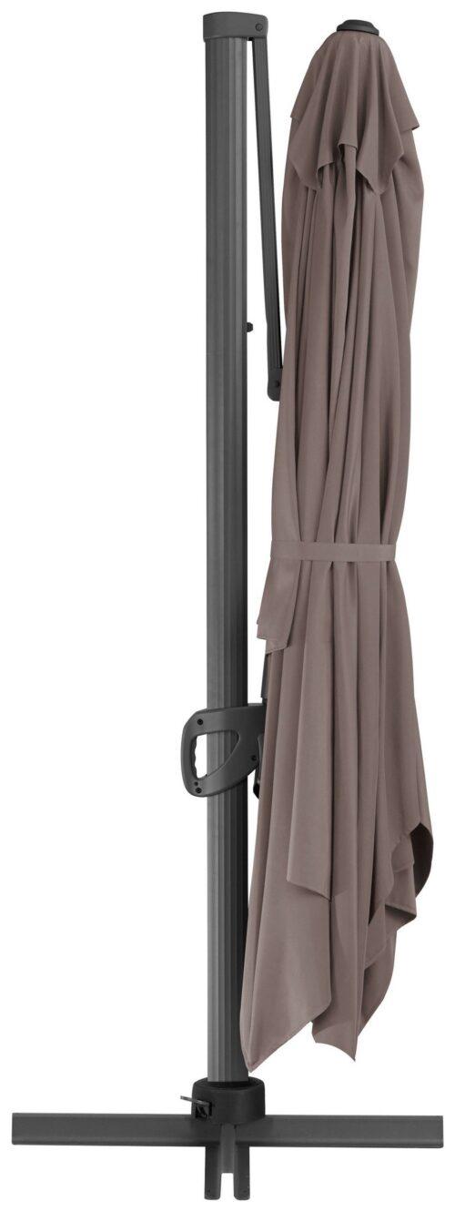 garten gut Sonnenschirm Big Roma LxB:400x300cm ohne Schirmständer neigbar B12052757 UVP 399,99€ | 12052757 4