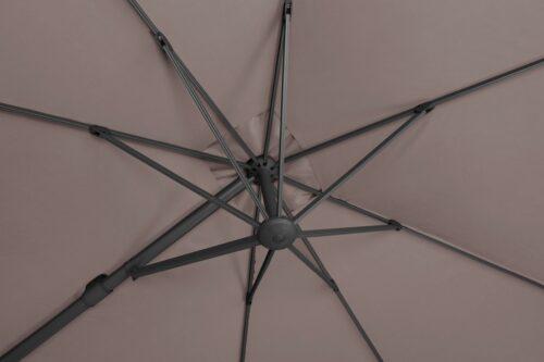 garten gut Sonnenschirm Big Roma LxB:400x300cm ohne Schirmständer neigbar B12052757 UVP 399,99€ | 12052757 8