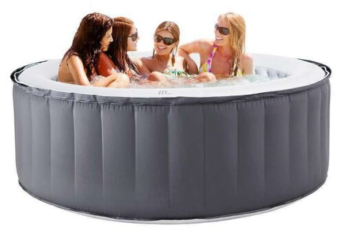 MSpa Whirlpool In-Outdoor Pool Heizung Massage aufblasbar Ø180x70cm | 13595941 1