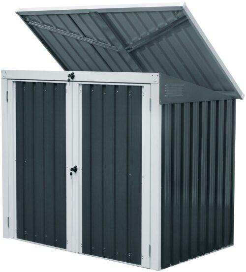 KONIFERA Mülltonnenbox B Ware!! Tobi 2 für2x240l BxTxH:158x134x101cm B13743067 UVP 179,99€ | 13743067 2
