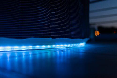 mSpa Whirlpool STARRY ØxH:180x70cm mit LED Beleuchtung B14602014 UVP 579,99€ | 14602014 6