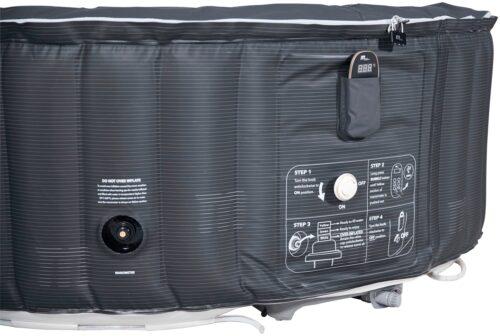 mSpa Whirlpool STARRY ØxH:180x70cm mit LED Beleuchtung B14602014 UVP 579,99€ | 14602014 8