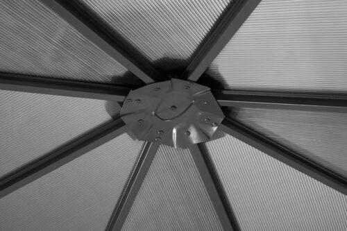KONIFERA Pavillonersatzdach Tasmanien für 300x300cm B15075429ED   15075429 2