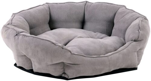 SILVIO design Tierbett George S BxLxH:38x45x18cm hellgrau B162297 UVP 22,99€ | 162297 1