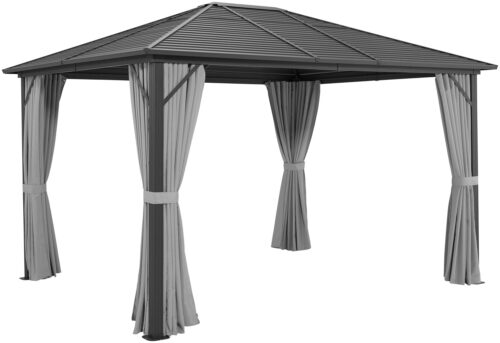 KONIFERA Pavillonseitenteile Barbados mit 4 Seitenteilen BxL:300x400cm B16369910 UVP 89,99€ | 16369910 2