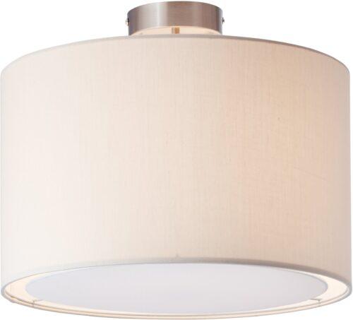 Lüttenhütt Deckenleuchte Lüchte Deckenlampe mit Stoffschirm beige Ø 40cm Höhe 32cm B11751301 UVP 59,99€ | 1751301 3