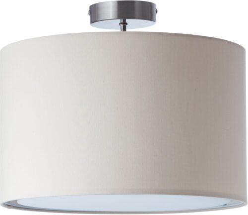 Lüttenhütt Deckenleuchte Lüchte Deckenlampe mit Stoffschirm beige Ø 40cm Höhe 32cm B11751301 UVP 59,99€ | 1751301 5