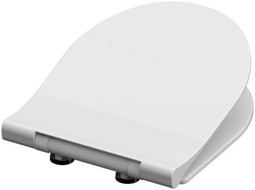 welltime WC-Sitz mit Absenkautomatik weiß abnehmbar B18356625 ehemalige UVP 54,99€ | 18356625 3