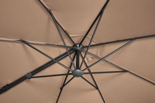 GARTEN GUT Ampelschirm Marbella B18891711 UVP 199,99€ | 18891711 6