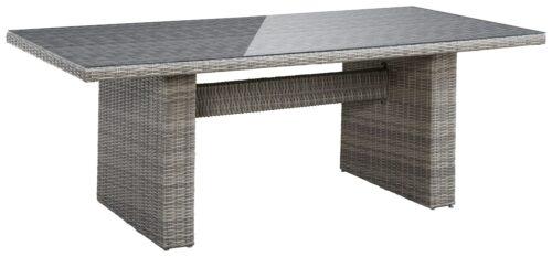 KONIFERA Gartenmöbelset Menorca 19-tlg. 6 Sessel Tisch 200x100cm B21580347 ehemalige UVP 999,99€ | 215 6