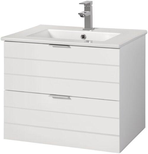 Bad Waschtisch Luzern weiß Breite 60cm B21633535 UVP 249,99€   21633535 1