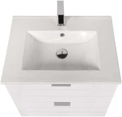 Bad Waschtisch Luzern weiß Breite 60cm B21633535 UVP 249,99€   21633535 3