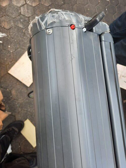 KONIFERA Kassettenmarkise 500/300 cm mit LED B Ware B22012837 UVP 999,99   220 2