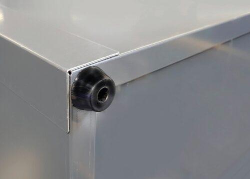 KONIFERA Kissenbox Helsinki Stahl B Ware! abschließbar B22589110 UVP 129,99€ | 22589110 8