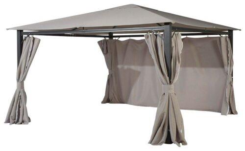 KONIFERA Pavillon Elba 300cmx400cm Grau B22703540 ehemalige UVP 269,99€ | 22703540 1