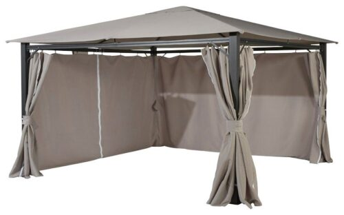 KONIFERA Pavillon Elba 300cmx400cm Grau B22703540 UVP 279,99€   22703540 3
