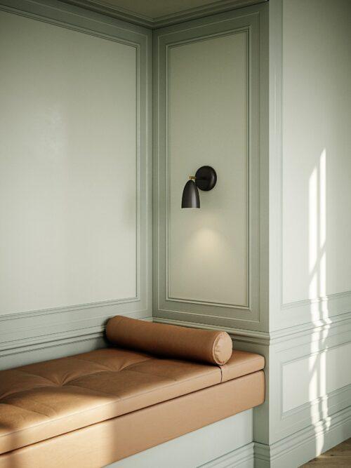 design for the people Wandleuchte NEXUS Textil Kabel Skandinavische Design B23597013 UVP 89,95€ | 23597013 2