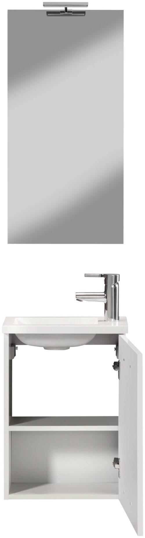 CYGNUS BATH Badmöbel-Set MICRO Gästebad B 40cm 3-tlg. B24824262 ehemalige UVP 399,99€ | 24824262 2