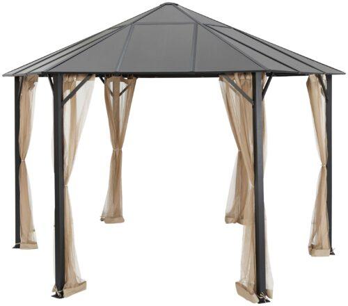 KONIFERA Pavillonseitenteile passend für Costa Brava für 350x350 cm beige B25432930 UVP 69,99 | 25432930 2