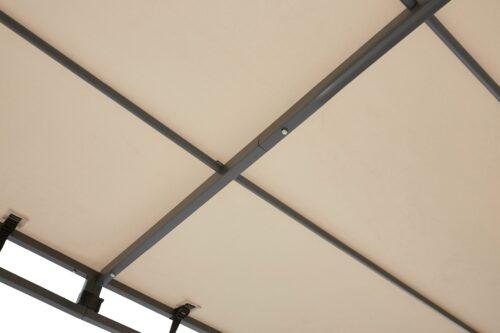 KONIFERA Anbaupavillon Burano mit 3 Seitenteilen B42517316 UVP 179,99€ | 26416854 6 1