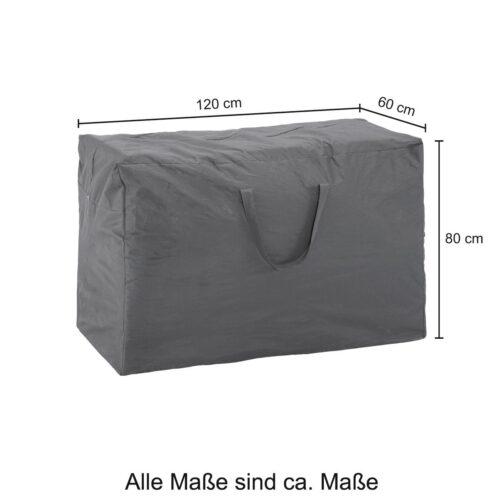 KONIFERA Schutzhülle für Polster ca.120x80x60cm B27142937 UVP 29,99€ | 27142937 4