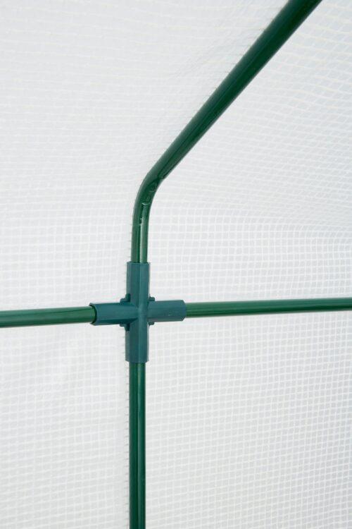 KONIFERA Folien-Gewächshaus BxTxH:140x140x200cm B27611600 UVP 59,99€ | 27611600 5