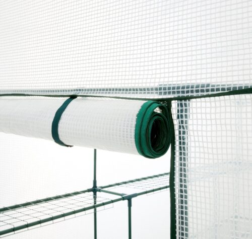 KONIFERA Folien-Gewächshaus BxTxH:140x140x200cm B27611600 UVP 59,99€ | 27611600 6