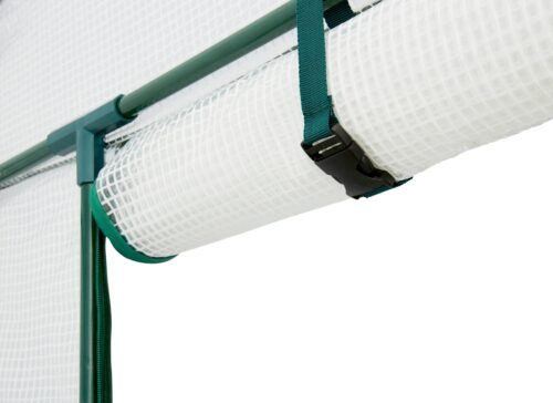 KONIFERA Folien-Gewächshaus BxTxH:140x140x200cm B27611600 UVP 59,99€ | 27611600 7