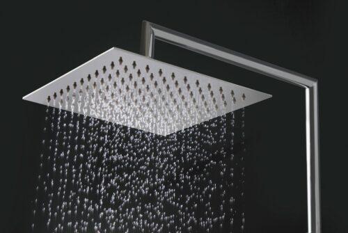 welltime Brausegarnitur Raindrop Höhe 83cm 1 Strahlart(en) höhenverstellbare Überkopfbrause B28078439 UVP 149,99€ | 28078439 3