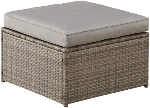 KONIFERA Loungeset Lagos Premium 3er-Sofa 3 Hocker B28364946 ohne Tisch | 28364946 6