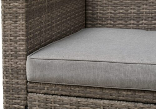 KONIFERA Loungeset Lagos Premium 3er-Sofa 3 Hocker B28364946 ohne Tisch | 28364946 7