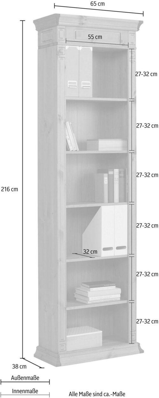 Home affaire Aktenregal Vinales Tiefe 25cm B29705604 UVP 309,99€ | 29705604 2