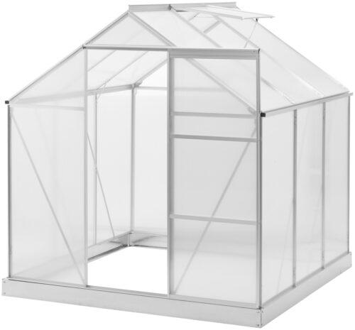 KONIFERA Gewächshaus Florenz BxTxH: 190x190x195cm 4mm B31487540 UVP 229,99€ | 31487540 1