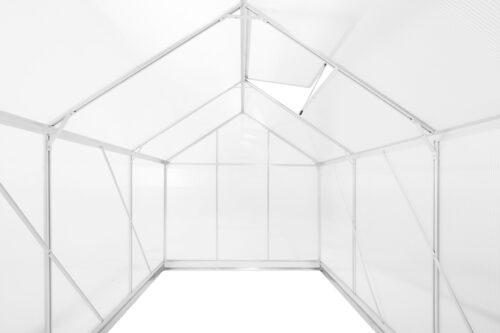 KONIFERA Gewächshaus Florenz BxTxH: 190x190x195cm 4mm B31487540 UVP 229,99€   31487540 3