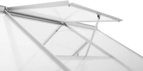 KONIFERA Gewächshaus Florenz BxTxH: 190x190x195cm 4mm B31487540 UVP 229,99€ | 31487540 4
