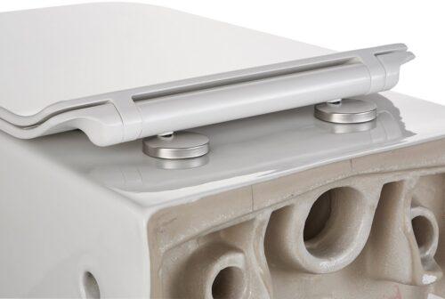 welltime Tiefspül-WC Trento Spülrandloses inkl. WC-Sitz Softclose B31765151 ehemalige UVP 199,99€ | 31765151 10