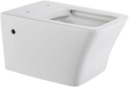 welltime Tiefspül-WC Trento Spülrandloses inkl. WC-Sitz Softclose B31765151 ehemalige UVP 199,99€ | 31765151 2