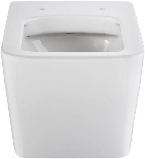 welltime Tiefspül-WC Trento Spülrandloses inkl. WC-Sitz Softclose B31765151 ehemalige UVP 199,99€ | 31765151 3